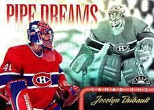 1997-98 Leaf Pipe Dreams #12 Jocelyn Thibault