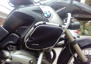 BMW R1200GS/Adventure SW-MOTECH Crash bar bags luggage panniers 2004-2012