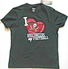 Tampa Bay Buccaneers NFL Reebok Women's Basic Tee Size S NWT
