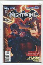 Nightwing #4 Nm The New 52 Double Trouble Will Batgirl Save Nightwing Dc Md5