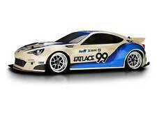 HPI RS4 Sport 3 Waterproof RC Car with Subaru BRZ Body Ready to Run 114356