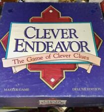 Clever Endeavor is the first game of its kind.  Called the best of the best.