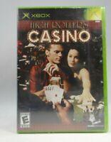 High Rollers Casino (Microsoft Xbox, 2004)