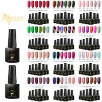 6 Colors/Set MTSSII Nail Gel Polish Soak Off Sequins Glitter UV LED Gel Manicure