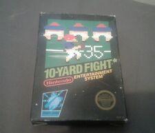 Jeu Nintendo NES 10 -YARD FIGHT pal  A black box sport