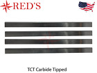 """22-1/8"""" X 1"""" X 1/8"""" TCT CARBIDE PLANER JOINTER KNIVES BLADES Powermatic 201"""