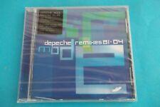 "DEPECHE MODE ""REMIXES 81-04 "" CD SEALED"