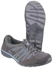 Zapatillas deportivas de mujer Skechers Color principal Gris Talla 36
