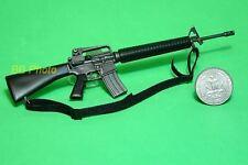 G_M16 M16A1 1:6 Scale Action Figure DRAGON M-16 M16 GUN ASSAULT RIFLE GULF WAR