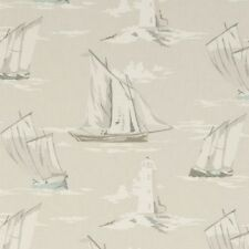 CLARKE AND CLARKE SKIPPER SURF SAILING BOAT LIGHTHOUSE FABRIC