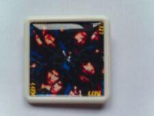 KISS CRAZY NIGHTS  ALBUM COVER    BADGE PIN