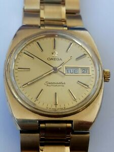 Vintage Omega Seamaster Cal. 1020 - Automatic - watch men's - 1970's