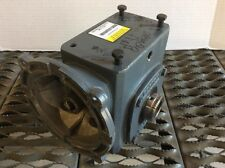 Boston Gear 700 Series Reducer - 1.33 HP, 1200 in lb, 30:1, HF724-30-B5-H-P19