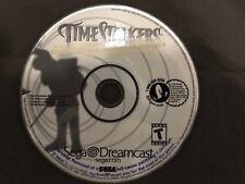 Time Stalkers Sega Dreamcast USA NTSC RPG!No PAL,Solo CD DC GDR Stalker Noleggio