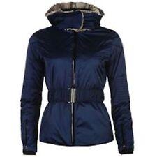 Colmar 5EOU Femmes Veste De Ski Bleu Marine Taille UK 12