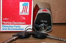 *NOS Orginal Harley FLT 1980-88 Ignition Switch & Keys 71536-80 Switch Lock #270