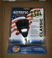 Astatic 636L CB Microphone