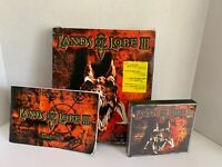 Lands of Lore III (1999 - PC CDROM) - Complete In Box - Fast Ship