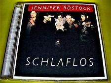 JENNIFER ROSTOCK - SCHLAFLOS | NEU | Deutscher Rock & Pop CD Shop 111austria