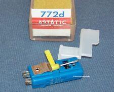 Astatic 772d Sonotone 60T CARTRIDGE NEEDLE Panasonic EPC34TTCD Wurlitzer