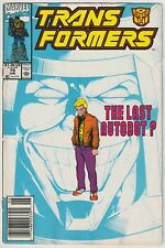 Transformers (1991) #79 - Simon Furman - Hard to Find - Marvel