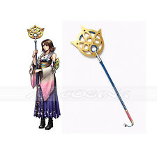 Final Fantasy Yuna Cosplay Prop Weapon Arms Halloween Cosplay Props