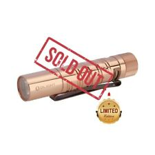 Olight i5T EOS CU - Limited Edition Solid Copper 300 Lumen LED -Single AABattery
