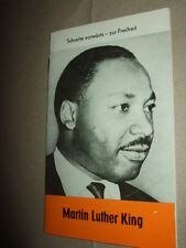 Martin Luther King-Schreite vorwärts zur Freiheit,G.Wirth,1984,DDR,Bild.s.Text