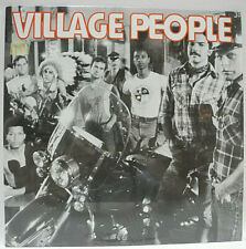 VILLAGE PEOPLE-SELF TITLED- 1977 EXCELLENT GRADED CANADA VINYL RELEASE