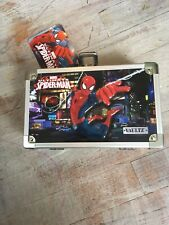 Vaultz Supply Box with Sturdy Key Locking Exterior Embossed Ultimate Spider-Man