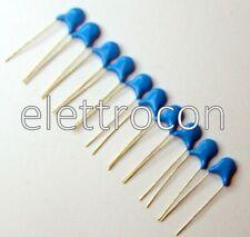10 pezzi Condensatore 220pF 1000V 1KV in Ceramica ad alta tensione