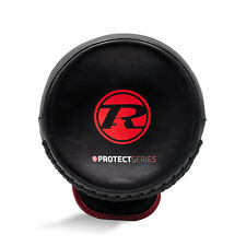 Ringside Leather Precision Focus Pads Boxing Mitts Kick Muay Thai MMA Sparring