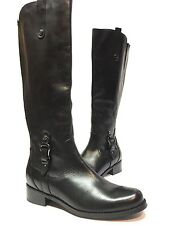 Blondo 'Venise' Waterproof Leather Riding Boot Women Wide Calf size 7.5 M