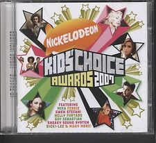 Nickelodeon Kids Choice Awards 2007 CD