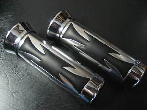 GRIFFE LENKERGRIFFE Aluminium Suzuki VS600 750 800 VS 1400 INTRUDER NEW NEU OVP