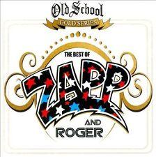 ROGER (ZAPP)/ZAPP - THE BEST OF ZAPP & ROGER NEW CD