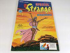 COMICS  EO REVUE SPECIAL  STRANGE   N° 52 1987