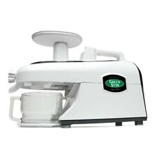 New Tribest GreenStar Elite Juicer GSE-5000 with $197 in FREE Bonus Gifts!!