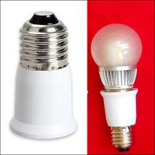 E27 to E27 Home Extension Base CLF LED Light Bulb Lamp Adapter Socket Converter