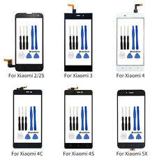 Touch Screen Digitizer Glass Replacement Parts For Xiaomi MI 2 2S 3 4 4C 4S 5X