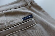 GANT beige thick chino trousers/jeans | W36 L32 | Straight New Haven Regular fit