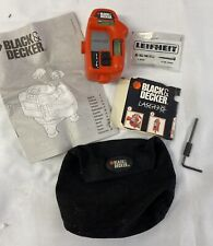 Black & Decker LZR3 Vertical and Horizontal Laser Level with Case
