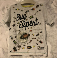 Boys Age 3-4 Years - M&S T Shirt