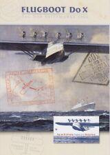 Bund DoX Flugboot Tag der Briefmarke 2004 Jahresgabe