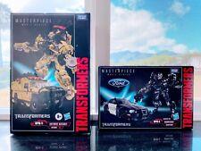 Transformers Masterpiece Movie Bundle - Barricade MPM-5 & Ratchet MPM-11