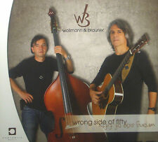 CD HOMME LAINE & MARRON - mal side of fifty, neuf - dans emballage d'origine