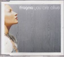 Fragma- You Are Alive cd maxi single 6 tracks
