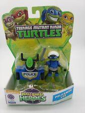 Teenage Mutant Ninja Turtles Policeman Leo NIP Action Figure
