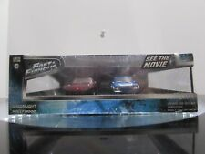 Greenlight 2-Pack Ford Escort & Dodge Charger Daytona *FACTORY SEALED*