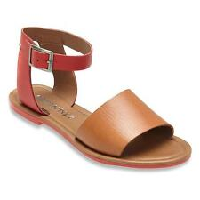 New Coconuts Matiss e Women's All About Flat Ankle Sandals  size  8